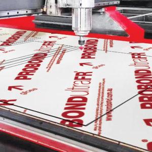 PROBOND UltraFR Aluminium Composite Panel