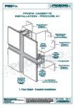 PROfix Cassette Installation - PROCORE A1